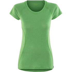 Bergans Cecilie Shortsleeve Shirt Women green